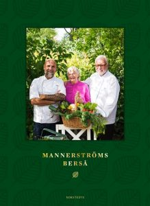 Mannerströms berså, årets kokböcker 2019