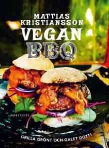 Vegan BBQ, årets kokböcker 2019