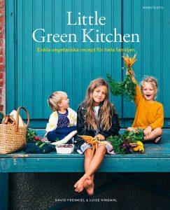 Lillte Green kitchen, årets kokböcker 2019