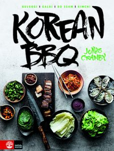 korean bbq, årets kokböcker 2019