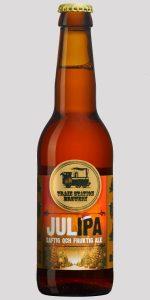 Kaija testar julöl 2019 Jul IPA från Train Station Brewery
