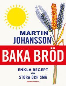 Baka bröd, årets kokböcker 2019