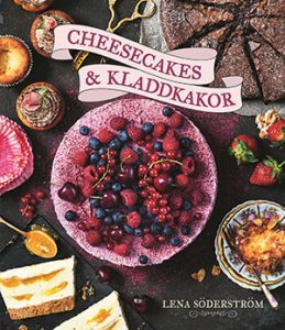 cheescake och kladdkakor av Lena Söderström, årets kokböcker 2019