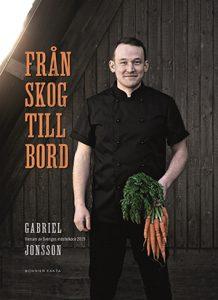 från skog till bord, årets kokböcker 2019