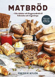 Matbröd av Fredrik Nylén, årets kokböcker 2019