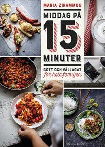 Middag på 15 minuter, årets kokböcker 2019