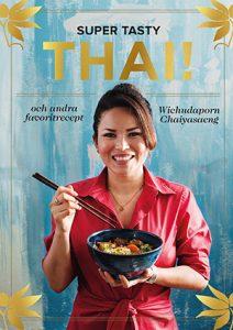 Super tasty Thai, årets kokböcker 2019