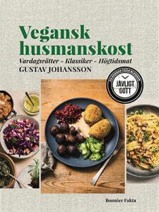 Vegans husmanskost, årets kokböcker 2019