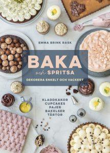 vårens kokböcker 2020 Baka och spritsa