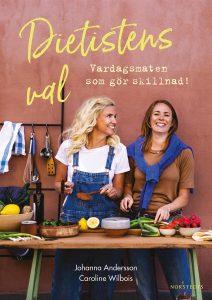 Vårens kokböcker 2020 Dietistens val