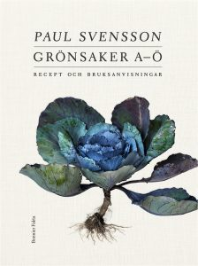 Vårens kokböcker 2020 grönsaker a till ö av Paul Svensson