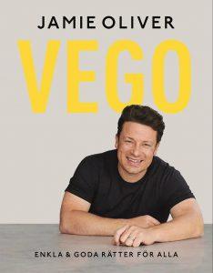 Vårens kokböcker 2020 Jamie olover Vego