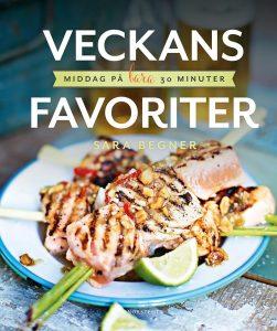 Vårens kokböcker Veckans favoriter