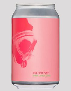 Kaija testar suröl One foot pony från Duckpond brewery